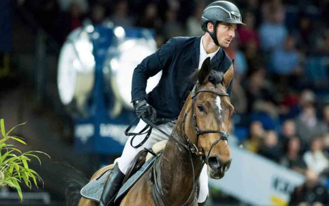 Steve Guerdat Is Back As World's Number One