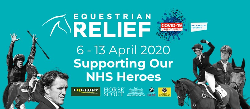 Equestrian Relief: Horse World Unites to Support Our NHS Heroes