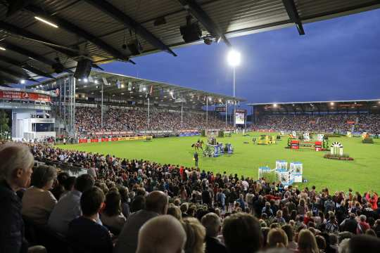 CHIO Aachen 2020 is Cancelled and the World Equestrian Festival will be Staged Virtually